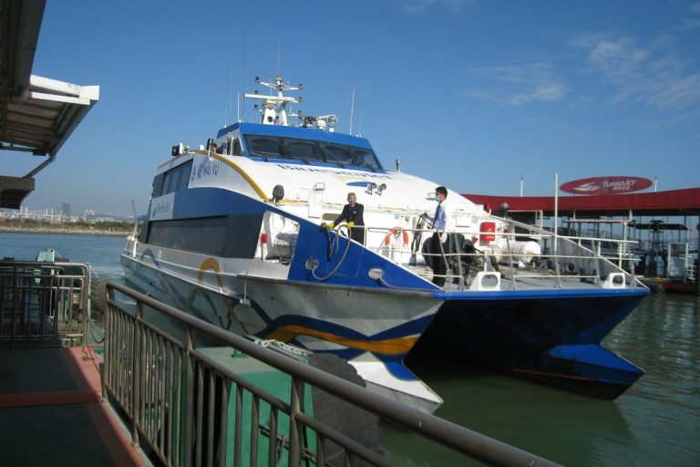 Macao-Jiuzhou ferry