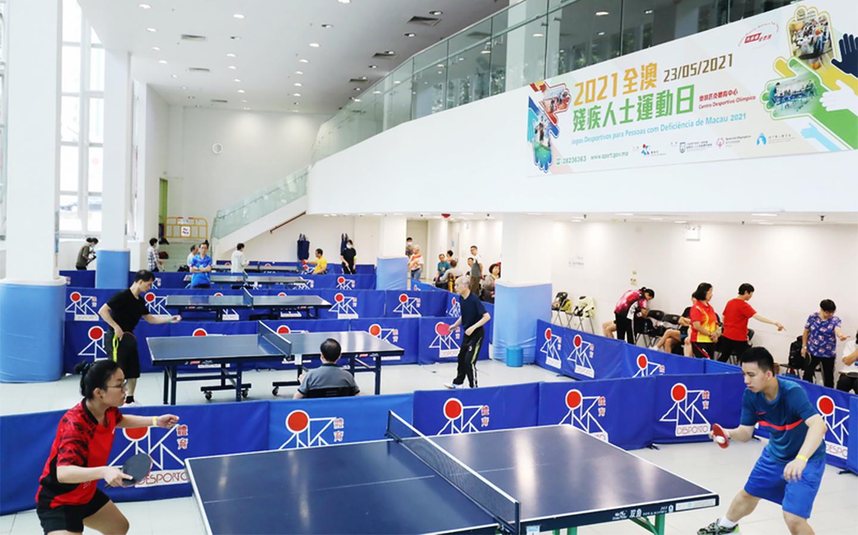 Macau Table Tennis