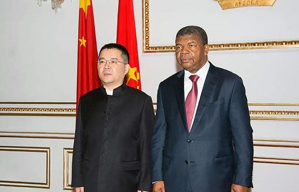 Chinese Ambassador Gong Tao