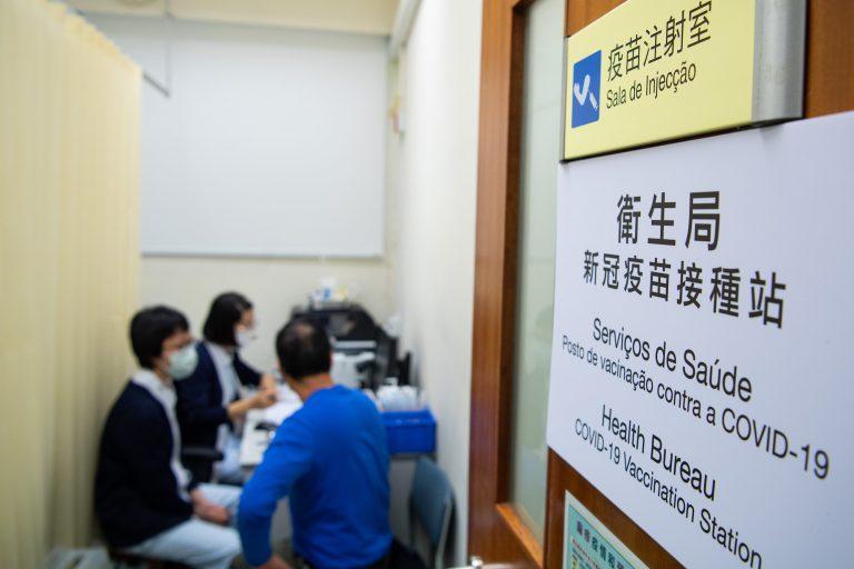Macau vaccination