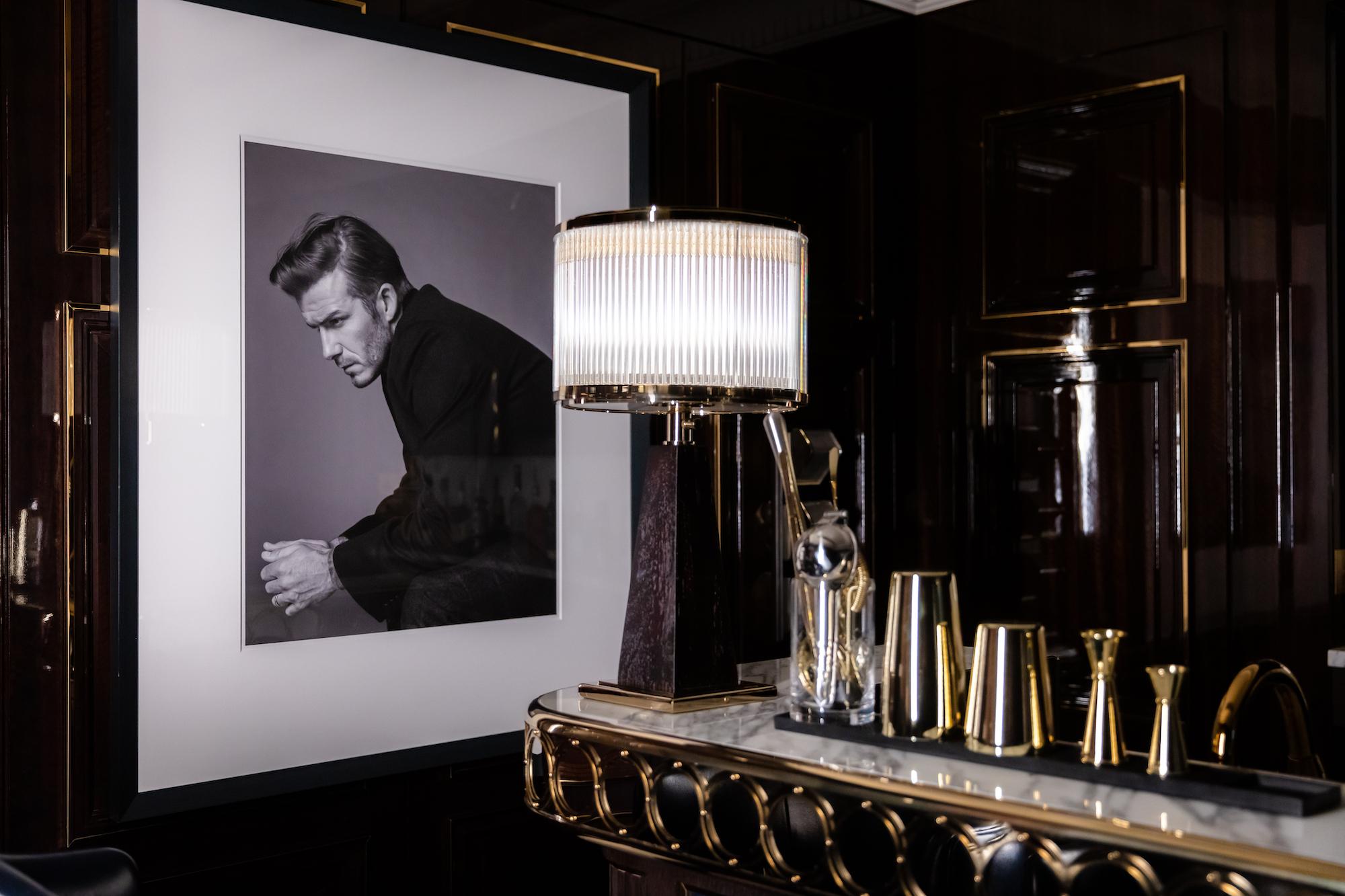 Suites by David Beckham