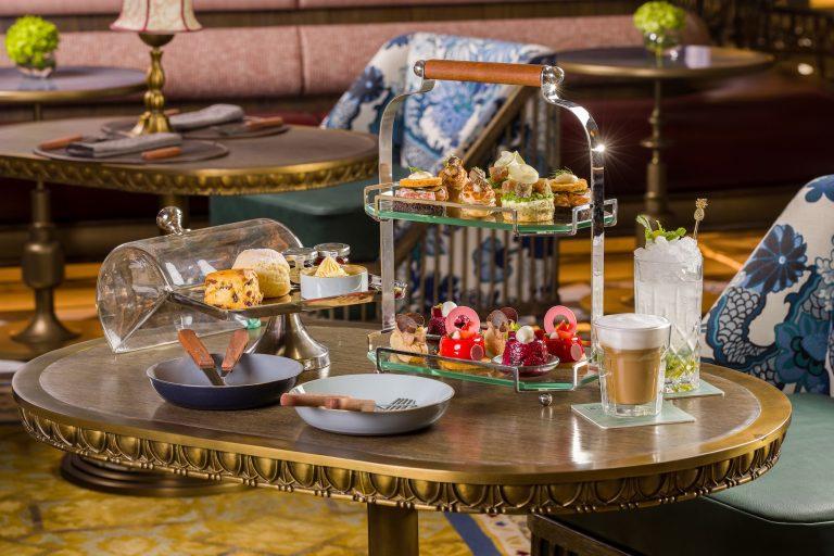 The Conservatory Tea Set