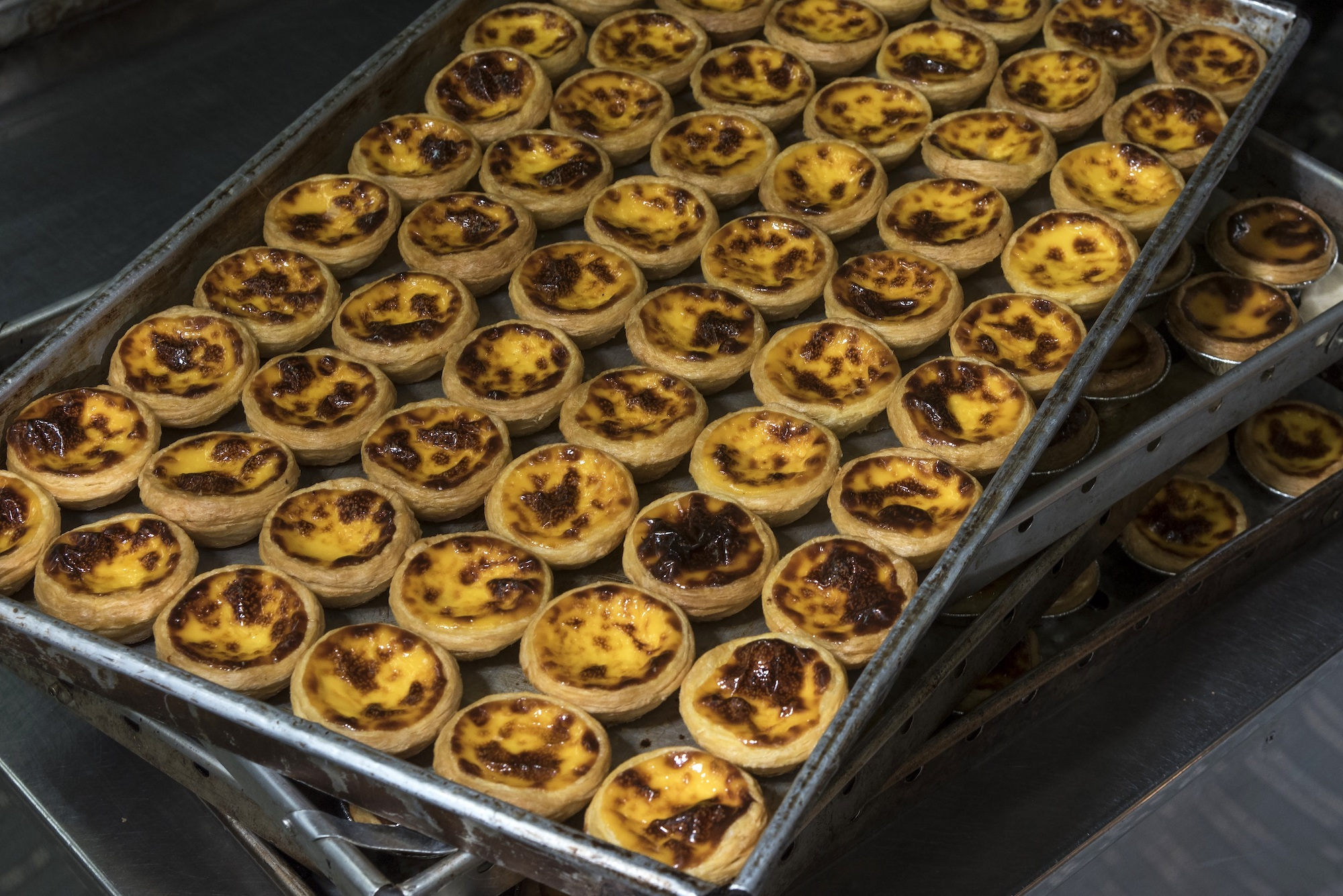 Eggtarts from Lord Stow's Bakery