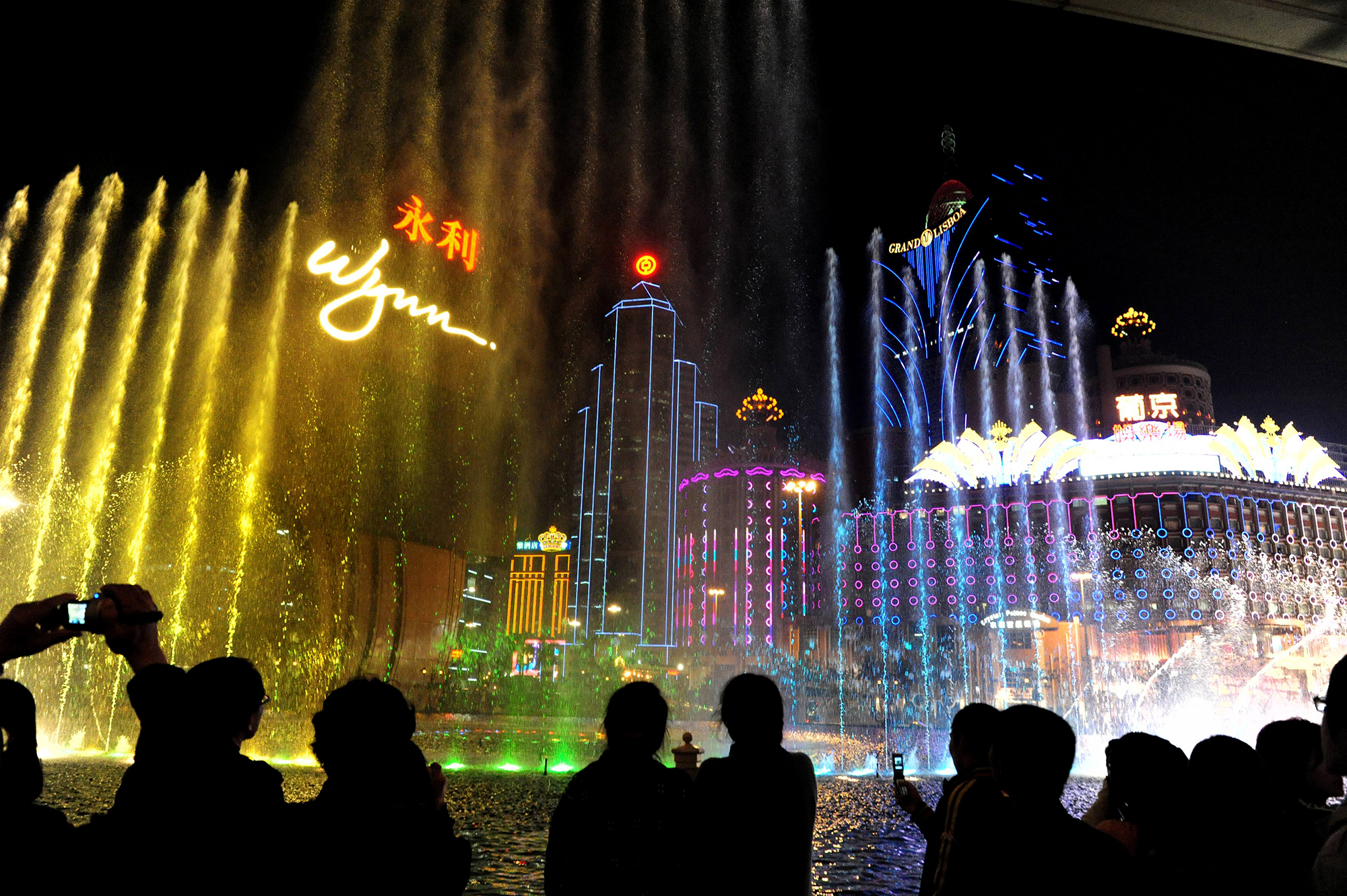 Macao gaming industry