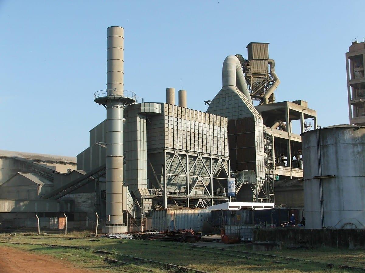 Dugongo Cement Factory