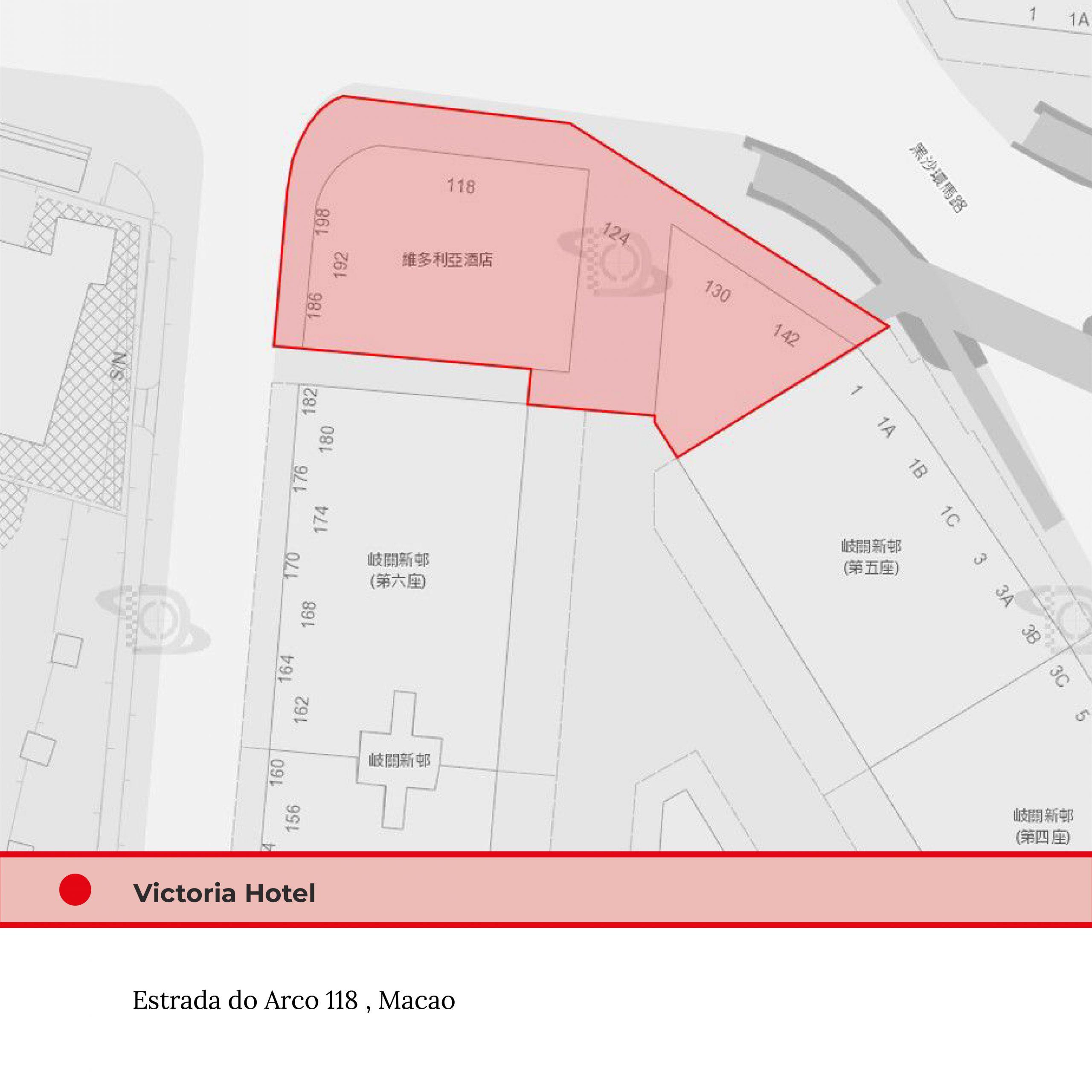 Victoria Hotel - Red Code Zone